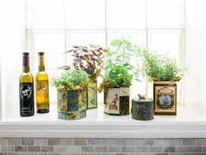 Window Sill Herb Garden Designs 5 Indoor Herb Garden Ideas Hgtv S Decorating Design
