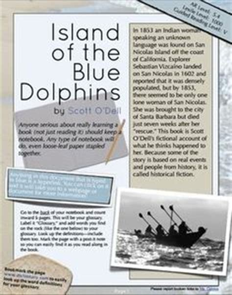 Island Of The Blue Dolphins Essay by By The Great Horn Spoon Interactive Book Project To Be Horns And The California