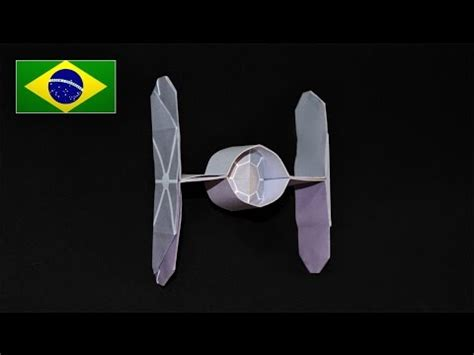 origami nave wars tie fighter instru 231 245 es em