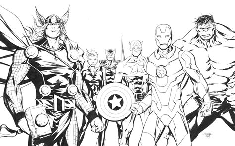 marvel coloring pages bestofcoloring com