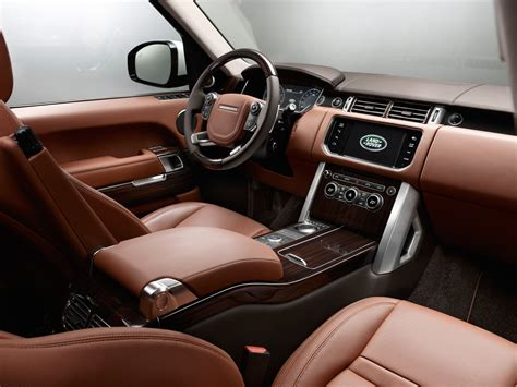 Range Rover 2015 Interior by 2014 Land Rover Range Rover Autobiography Black Lwb With