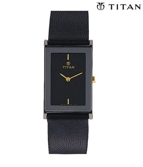 titan classique nb291nl02 men s watches buy titan