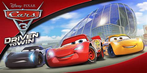 download film the cars 3 new cars 3 driven to win gameplay trailer released