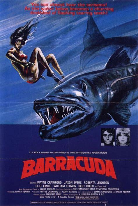 Barracuda 2017 Film Barracuda 1978 Movie Poster Hnn