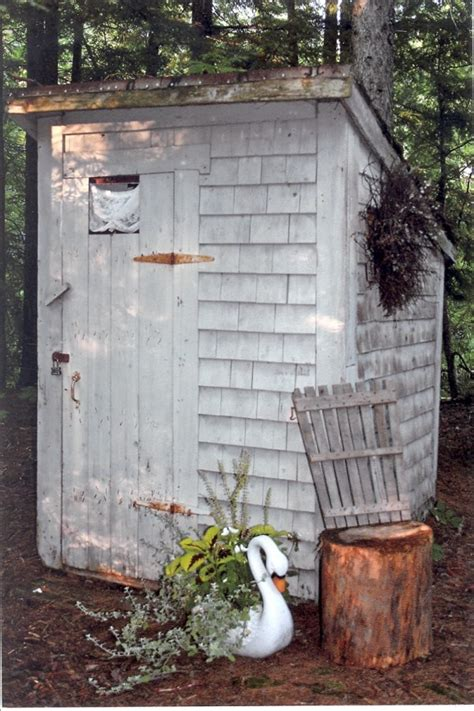 Outdoor Toilet Shed by 17 Best Images About Out Houses On Toilets