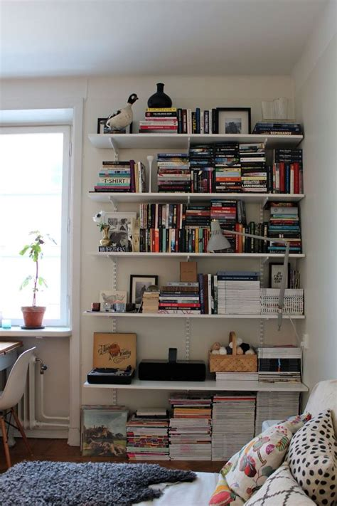 25 best ideas about low shelves on living