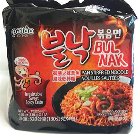Paldo Bulnak by Paldo Bulnak Pan Noodle Irresistable Sweet Spicy Ramen