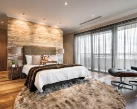 Master bedroom feature wall ideas pictures remodel and decor