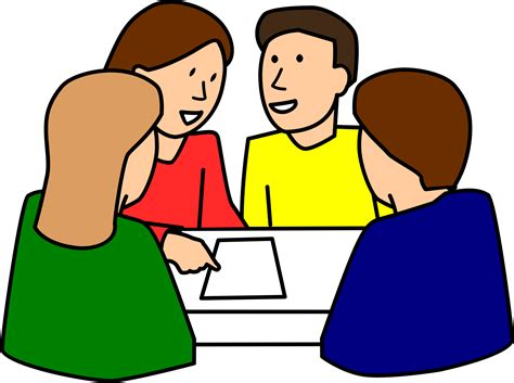students working in groups clip art students working in groups clipart 62