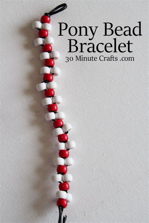 pony bead bracelet pony bead bracelet bracelets