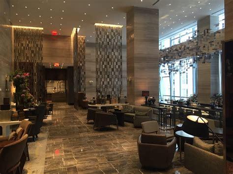 park hyatt  york lobby lounge mile writer