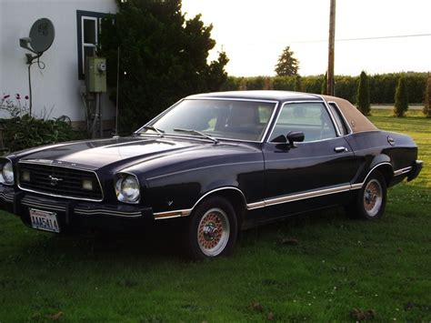 1978 ford mustang ii 1978 ford mustang ii ghia related infomation