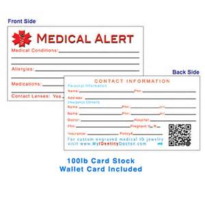Alert Card Template by Alert Card Template Pictures To Pin On