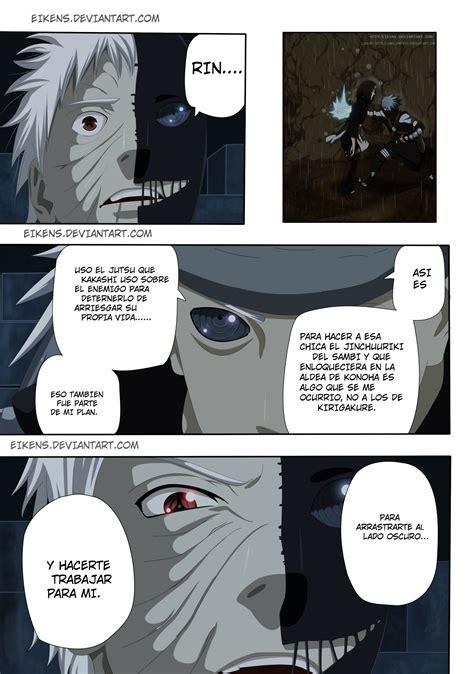 Kaos Anime Vs Obito Shippuden image gallery chapter 675
