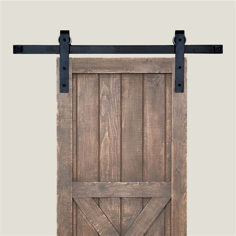 Barn Door On Rollers Barn Door Rollers Mini Barn Door Hardware Set 4 Rollers U0026 A Track Rustic Modern Antique