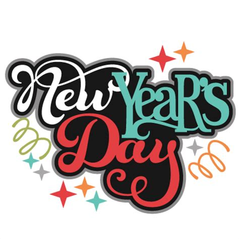 new year s day new year s day clipart clipart suggest