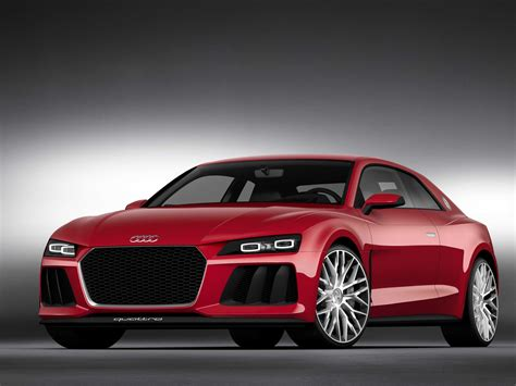 hybrid sports cars audi s hybrid sports car comes with laser headlights