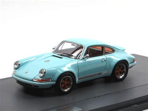 Singer Porsche Preis by Matrix 2014 Porsche 911 Singer Design Blau 1 43 Neuheit