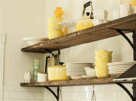 rustic kitchen shelving ideas country rustic farmhouse