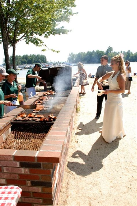 Backyard Bbq Wedding Ideas 60 Best Images About Outdoor Bbq Area On Pinterest Diy Garden Furniture Bbq And Bbq Ideas