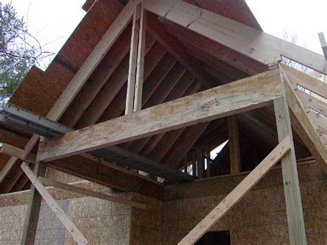 Gable Porch Roof Construction How To Frame Gable Roofs 100 Images Gable Roof