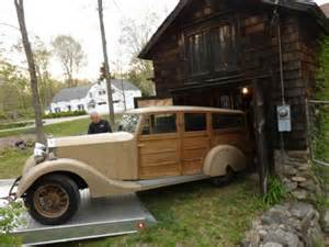 Rolls Royce Shooting Brake For Sale Deuce Woodie 1932 Rolls Royce 20 25 Shooting Brake