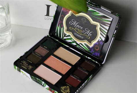 Eyeshadow Viva Kit viva la move me jungle eyeshadow kit idas sk 246 nhetsblogg