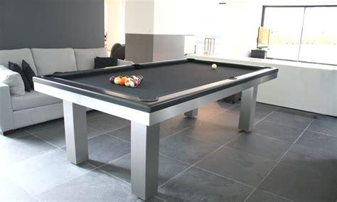 Convertible Dining Room Pool Table Billard Full Loft