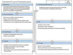 a3 problem solving template a3 problem solving chris hohmann