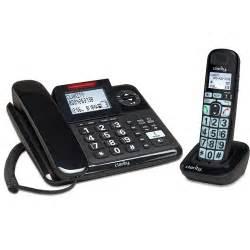 walmart home phones clarity e814cc 40db lified cord cordless phone