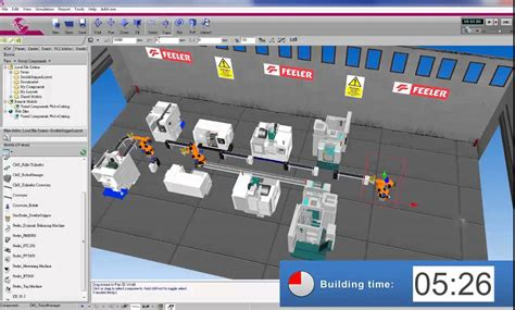 plant layout simulation software create simulation layout in 8 minutes with the visual
