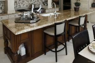 kitchen islands with sink and seating a large gourmet kitchen for cooking entertaining