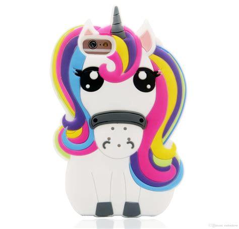 cute  unicorn silicone case  samsung galaxy  note