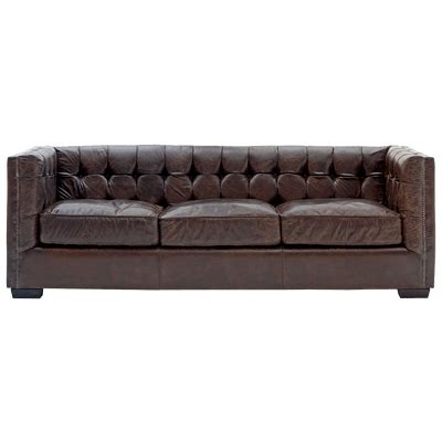 transparent couch black leather sofa transparent png stickpng