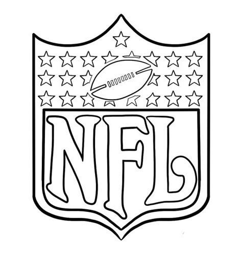 nfl giants coloring pages 73 best images about football parties on pinterest new