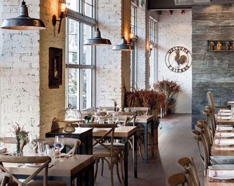 Rustic Cafe Interior by Best 25 Rustic Restaurant Ideas Only On