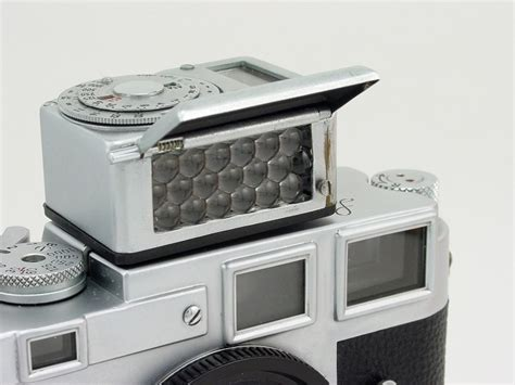 Shoe Mounted Light Meters Photo Photography Forums
