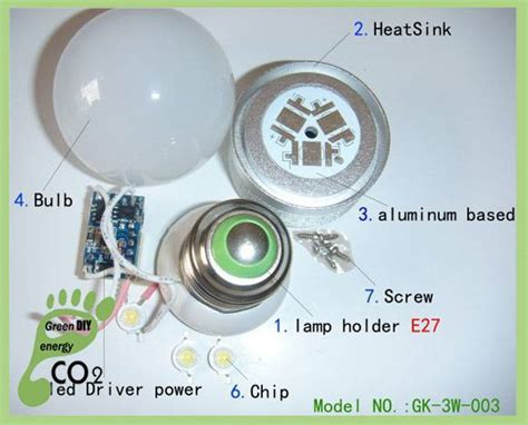 led light bulb parts led bulb light parts genphoal technology co ltd