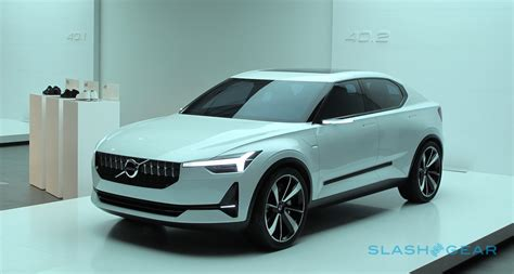 the volvo close up with the volvo 40 1 and 40 2 concepts 2018 s