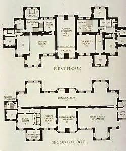 hardwick floor plan the floor plan of hardwick hall bess of hardwick