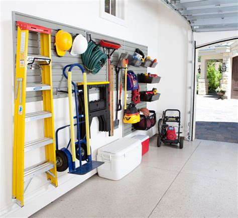 maximize space tv wall maximizing your garage space fields real estate