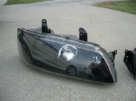 modded mitsubishi lancer modded evo headlights for sale evolutionm mitsubishi