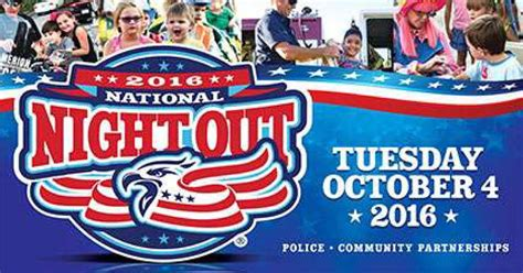 2016 Texas National Night Out | national night out city of duncanville texas usa