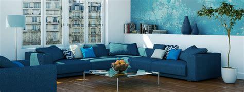 divani azzurri divano armonia freschezza e vitalit 224 in salotto