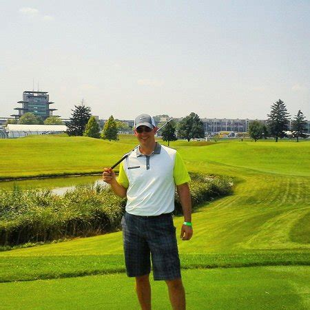golf course at indianapolis motor speedway par 3 inside the indianapolis motor speedway picture of