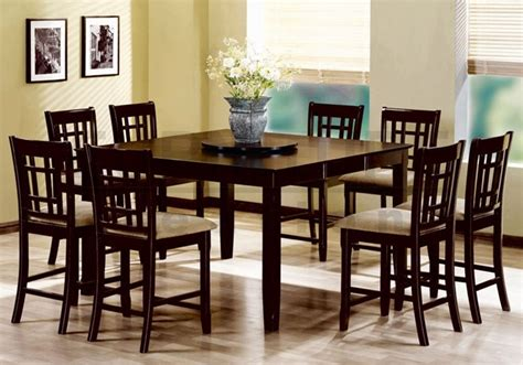 9 piece counter height dining room sets 9 piece counter height dining room sets inspiring 89 for