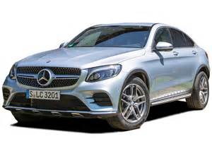 mercedes glc coupe suv review carbuyer