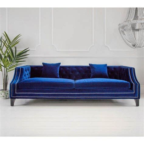 royal blue velvet couch 25 best ideas about bedroom sofa on pinterest ikea bed