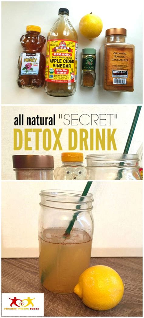 Secret Detox Drink Results by 25 Best Ideas About Cayenne Pepper Detox On