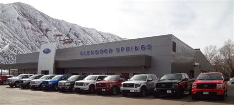 glenwood springs ford donates 1 000 to dealership flood